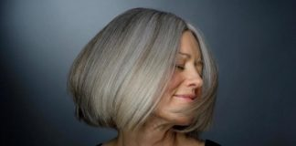 hairstyle for women over 50 for fine hairs